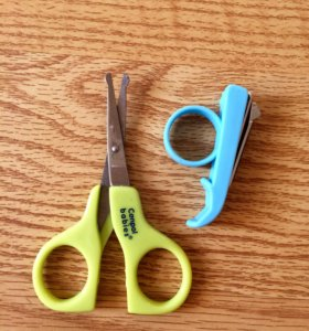 Ножницы и щипчики детские