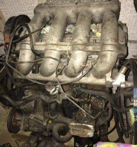 Двигатель пассат б3, 9а 2.0 16клап