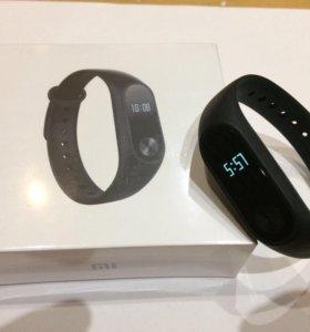 Фитнес браслет Xiaomi Mi Band 2 Доставка 1 час