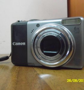 Canon PowerShot A2000 IS Фотоаппарат