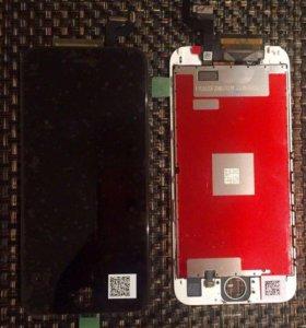 Дисплей iPhone 6/6s/6 plus/6s plus, замена стекла