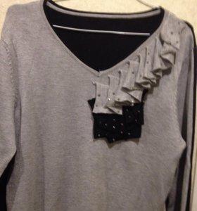 Женский свитер , размер 48-50