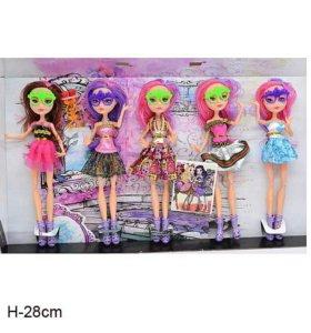 Новый набор из 5 кукол Эвер Афтер хай