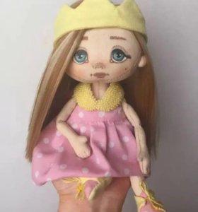 Кукла Ласточка с счастьем внутри🍀