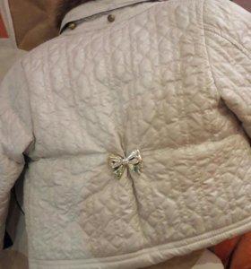 Куртка на 1 2 года