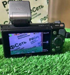 Sony Nex-5 со сменным объективом