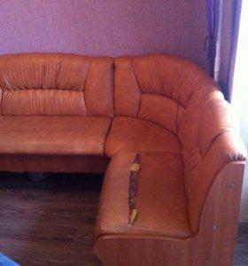 Кухонный диван уголок