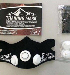 Тренировочная маска для единоборств