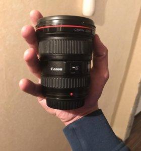 Объектив Canon EF 17-40 mm f/4.0 L USM