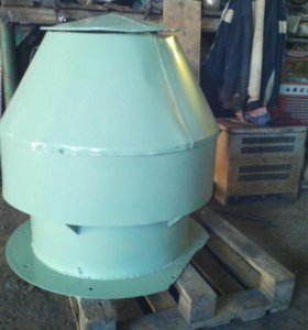 Вентиляционная установка ВКР-8(крышная)