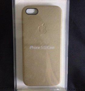 Оригинальный чехол на iPhone 5 и 5s