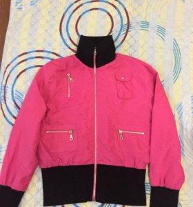 Куртка мастерка на весну