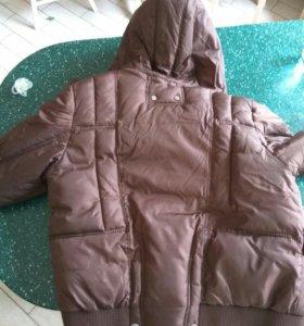 Куртка зимняя/холодная осень.