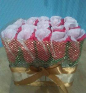 Подарочный набор из конфет