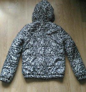 Куртка демисезон на девочку