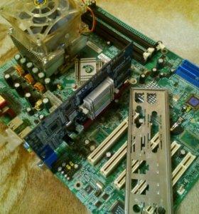 Связка Athlon 1600+