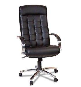 Кресло руководителя «Стиль» кожа