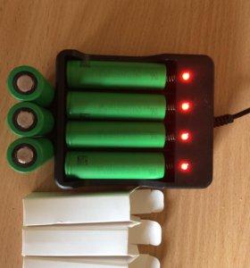 Литиевые батареи Sony vtc4 18650