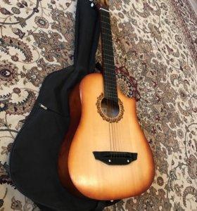 Продам гитару, новая. Возможен торг