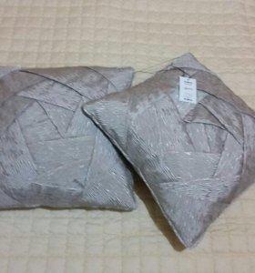 Новые интерьерные подушки