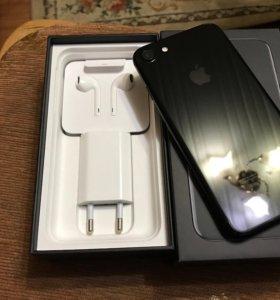 Iphone 7 128gb jet black новый