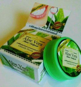 Травяная зубная паста из Таиланда