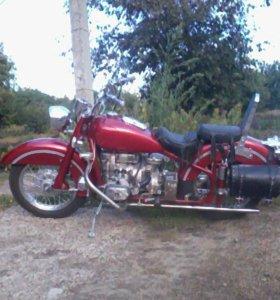 Постройка, ремонт и реставрация мотоциклов