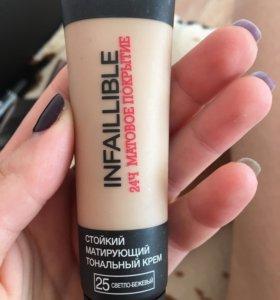 Тональный крем L'Oréal lnfallible