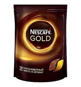 Кофе Nescafe Gold 250g