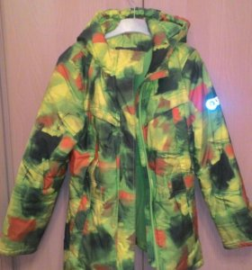 Куртка alpex зимняя