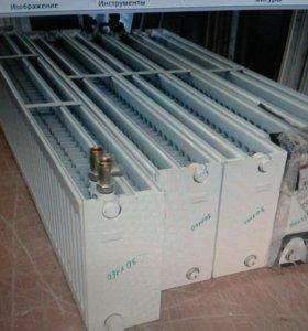 Радиаторы панельные бу