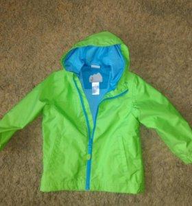 Детская куртка,размер 90-98(3года)