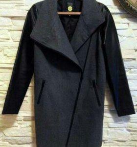 Пальто косуха  hause