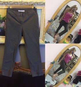 Zara, укорочённые брюки