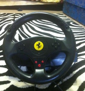 Ferrari GT 3 in 1 Racing Wheel