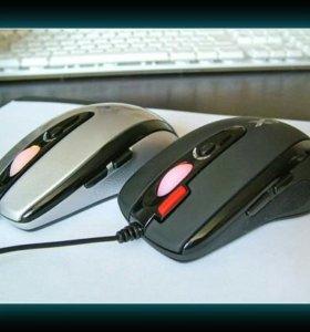 геймерская мышь X7 с МАКРОСАМ