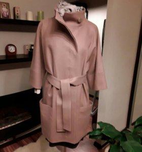 Пальто шерсь