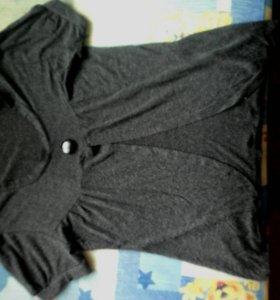 Одевать с рубашкой