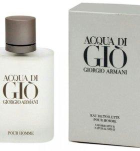Giorgio Armani Acqua Di Gio, мужской парфюм