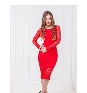 Кружевное платье Madmilk, размер 42