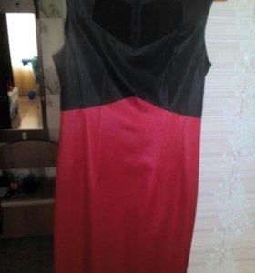 Комплект платье+пиджак