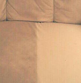 Химчистка мебели из кожи