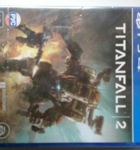 Titanfall 2 ps4 новый