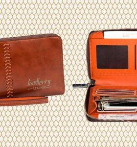 Портмоне клатч Baellerry Leather