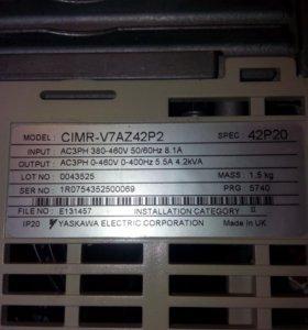 Частотный преоброзователь для двигателя