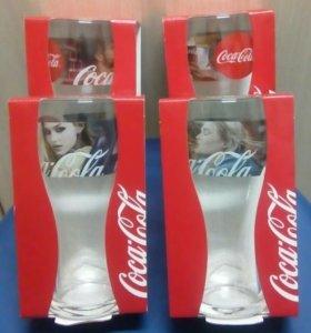 Стакан кока-кола