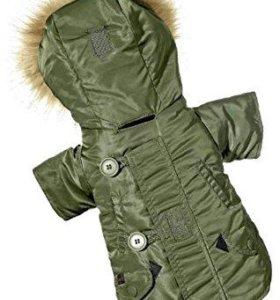 Куртка полувер для собак 18размер