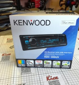 Kenwood KDC300UV