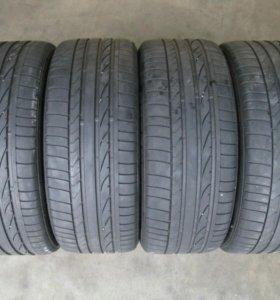4 БУ Bridgestone Potenza RE 050A 205/40 R17