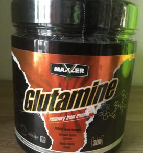 Глутамин, вес 300 г.